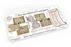The Counties of England in 1610