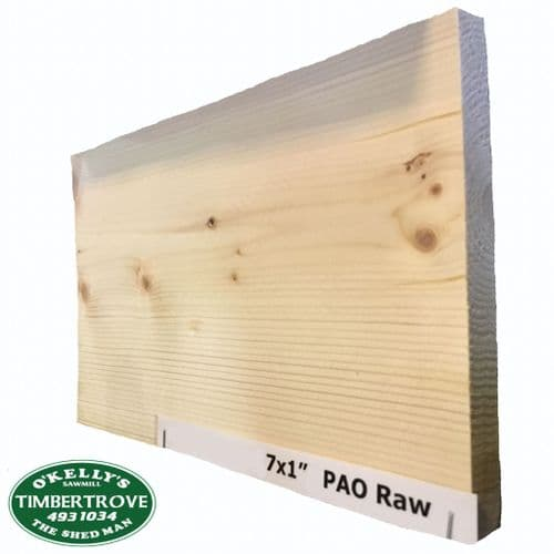 175 x 22mm  PAO Timber
