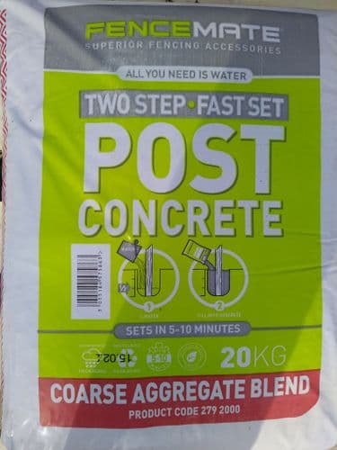 Post Concrete