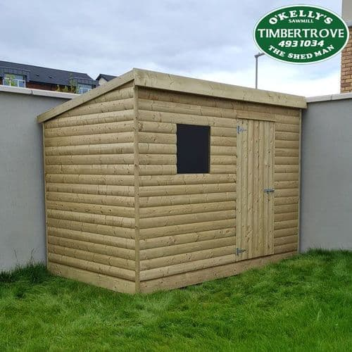 The Ferndale Shed