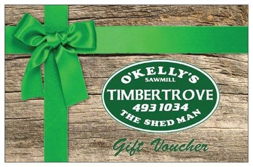 Timbertrove Gift Card