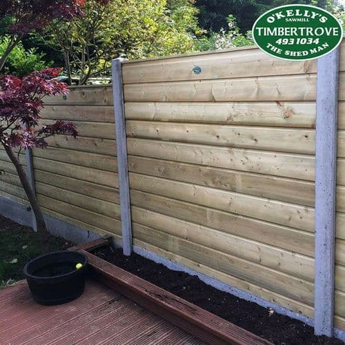 Weather Sheeting Fencing Panel