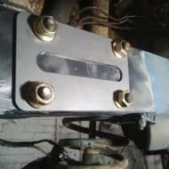 Steering Box/Chassis Repair/Strengthening Plate