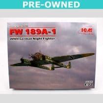 Focke-Wulf Fw 189A-1 Night-fighter PLUS masks