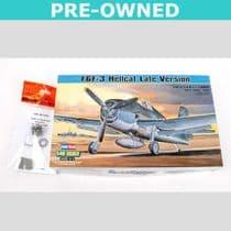 Grumman F6F-3 Hellcat 'Late Version' plus Quickboost engine