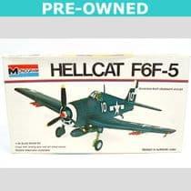 Grumman F6F-5 Hellcat (Monogram)