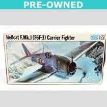 Hellcat F Mk I (F6F-3) Carrier Fighter