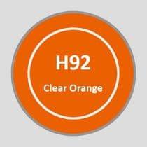 Mr Aqueous Hobby Color - Clear Orange