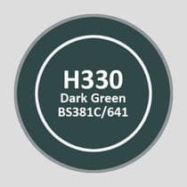 Mr Aqueous Hobby Color - Dark Green BS381C/641
