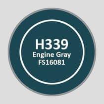 Mr Aqueous Hobby Color - Engine Gray FS16081