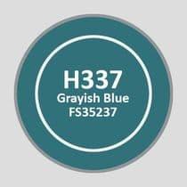 Mr Aqueous Hobby Color - Grayish Blue FS35237