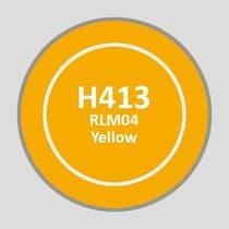 Mr Aqueous Hobby Color - RLM04 Yellow
