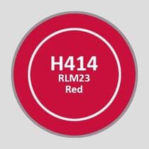 Mr Aqueous Hobby Color - RLM23 Red