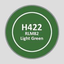 Mr Aqueous Hobby Color - RLM82 Light Green