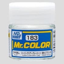 Mr Color - Super Clear Gray Tone