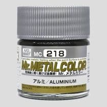 Mr Metal Color - Aluminium