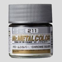 Mr Metal Color - Chrome Silver
