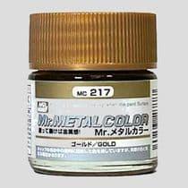 Mr Metal Color - Gold