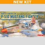 US P-51D Mustang