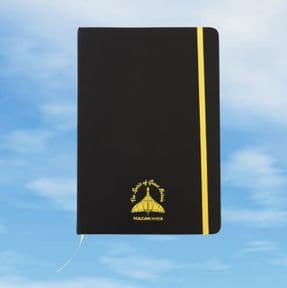 A5 Notebook - The Spirit of Great Britain