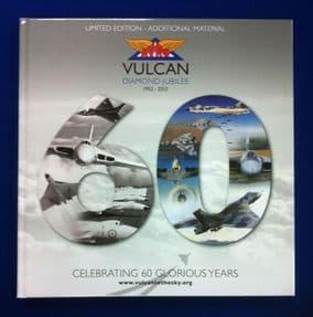 Avro Vulcan 60th Anniversary - 2nd Edition - Hardback