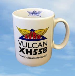 AVRO XH558 - The Vulcan Experience Mug