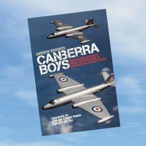 Canberra Boys - Hardback