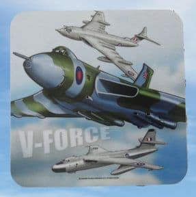 Coaster - XH558 & V-Force