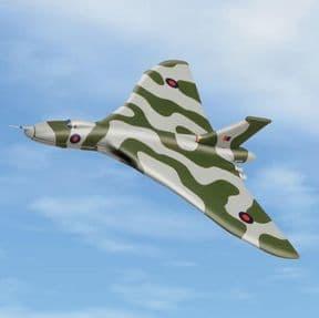 Corgi Flying Aces - AVRO Vulcan XM607