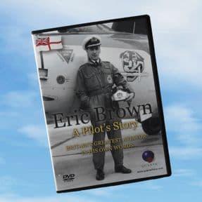 Eric Brown – A Pilot's Story - DVD