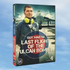 Guy Martin - Last Flight of the Vulcan Bomber