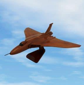Heritage Wooden Model - Vulcan