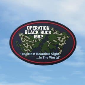 PVC Patch - Operation Black Buck