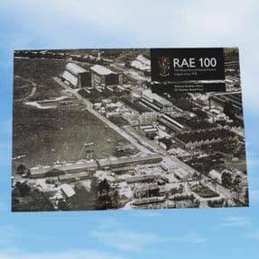 RAE 100 - The Royal Aircraft Establishment Legacy since 1918