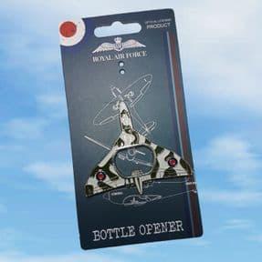 RAF Vulcan Bottle Opener Magnet