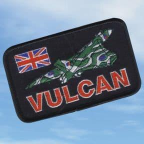 Rectangular Vulcan Patch