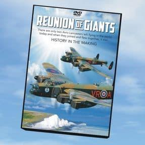Reunion of Giants - Canadian Lancaster Tour