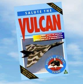 Salute the Vulcan