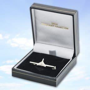 Silver Vulcan Brooch