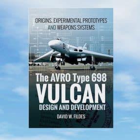 The AVRO Type 698 VULCAN - Paperback