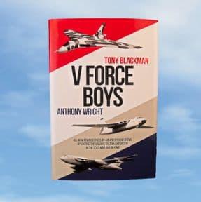 V Force Boys - Hardback