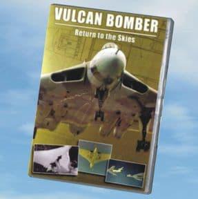 Vulcan Bomber - Return to the Skies DVD