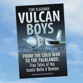Vulcan Boys - Hardback - Author signed copy