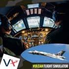 Vulcan Flight Simulator Experience