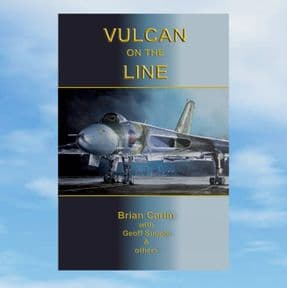 Vulcan On The Line - Paperback