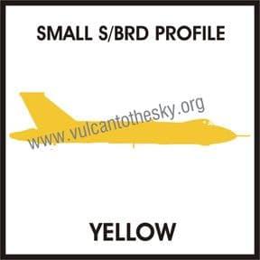 Vulcan Profile - Starboard Side