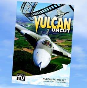 Vulcan Uncut DVD