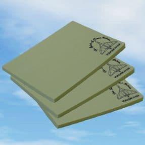 Vulcan XH558 Adhesive Notes - Set of 3