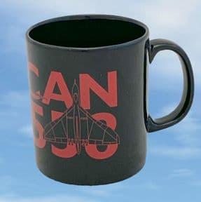 Vulcan XH558 profiles mug