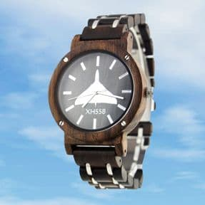 Vulcan XH558 Timber Watch - The Finningley Collection